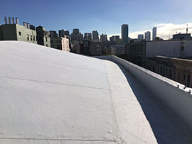 Single-Ply Roofing for 1125 Mission