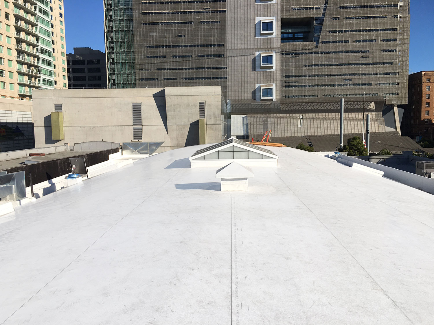 Single-Ply Roofing for 1125 Mission image 2