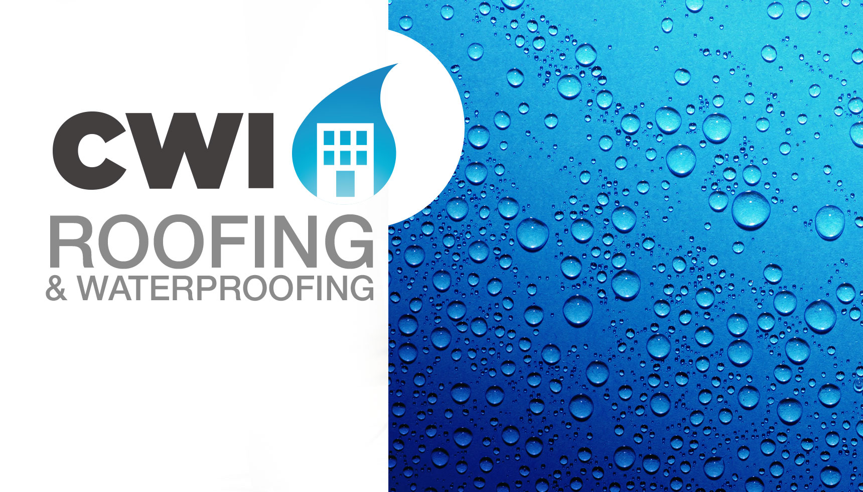 CWI Commercial Waterproofers Inc. - Roofing and Waterproofing